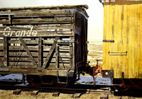 narrow gauge | watercolor | 21 x 30 • GICLEE AVAILABLE