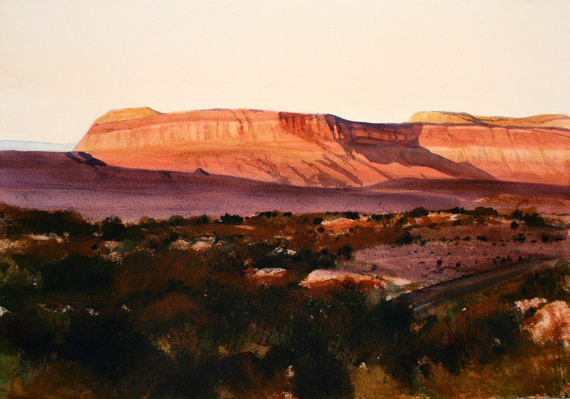 Robert Highsmith Western Landscapes